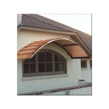 Copper Awnings For Homes Eyebrow Shaped Copper Awning Alumaworx Custom Copper U0026 Aluminum