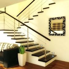 Staircase Wall Decorating Ideas Average Cost To Decorate Stairs And Landing Stairwell Decor