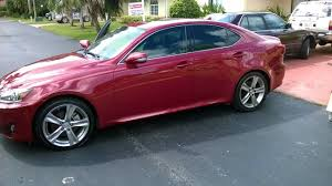 red lexus is 250 f s 2011 lexus is250 18900 obo clublexus lexus forum discussion