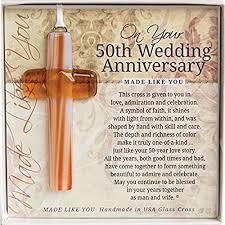 50 year anniversary gift 50 year anniversary