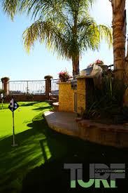 glendale putting green cali green turf