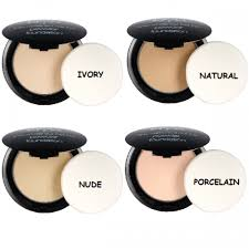 Bedak Nyx nyx stay matte but not flat powder foundation nyx powder foundation