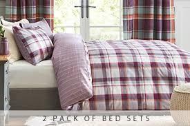 Plum Bedding And Curtain Sets Purple Bed Sets Purple Bed Linen Sets Next Official Site
