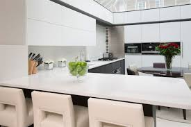 spacious kitchen and dining the sofa u0026 chair company