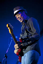 guitarist james armstrong leaned on the blues in hard times