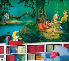 Disney Kids Room by Creative Wall Designs For Kids Rooms