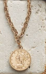 necklace coin images Emma 39 s coin necklace deseret book png
