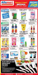 Minyak Goreng Tropical Di Alfamart katalog alfamart jsm jumat sabtu minggu promo weekend periode 07