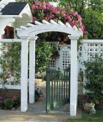 Arbors And Pergolas by Pergolas Arbors U0026 Trellises