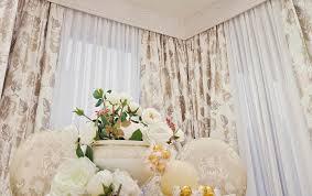 White Curtains With Yellow Flowers Luxury Interior Design Lidia Bersani Home Fashion