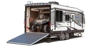 2016 octane super lite toy hauler jayco inc strong great garage strong a garage is even better when you