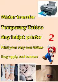 más de 25 ideas increíbles sobre temporary tattoo printer en