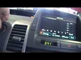 how to reset maintenance light on 2007 toyota highlander hybrid how to reset the maintenance light on a 2008 toyota prius youtube