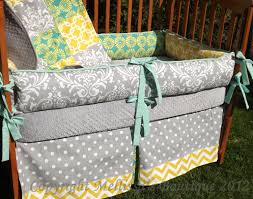 Neutral Nursery Bedding Sets by Custom Gender Neutral Crib Bedding All About Crib