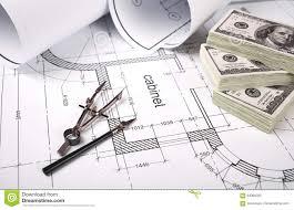 Financiering Financiering Van Bouw Stock Foto Afbeelding 84065035
