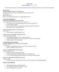 chronicle resume example of skills on resume public relation director resume