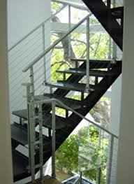 stainless steel cable railings installer in houston texas
