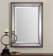Beveled Mirror Bathroom by Best 10 Uttermost Mirrors Ideas On Pinterest Joanna Gaines