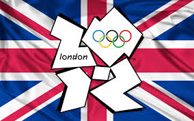 London Flag 2012 London Olympics Logo With Uk Flag Background 1920x1200 Wide