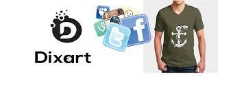 sfr si e social magliette personalizzate cover cuscini tazze vendere disegni