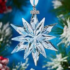 90 best swarovski snowflake ornaments images on