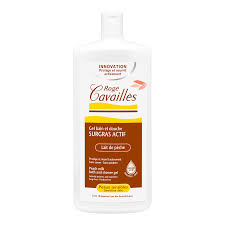 bath and shower gels roge cavailles bath and shower gel peach milk