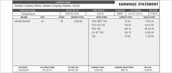 Pay Stub Template Excel Pay Stub Template Free Word Pdf Excel Format Documents