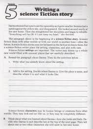 fiction writing worksheets worksheets