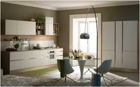 cuisine mur taupe couleur de cuisine murs taupe