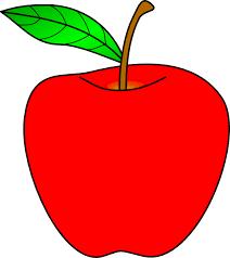 apple red red apple clip art at clker com vector clip art online royalty
