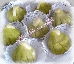 comment cuisiner des figues figues en pâte d amande maison massepain recettes faciles