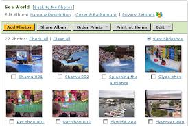 picture albums online online digital photo albums