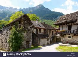 farm houses traditional stone farm houses costar val verzasca tocino swiss