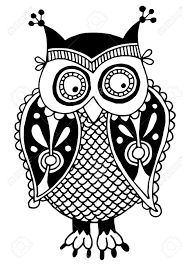 clipart owl black and white owl tattoo stock photos u0026 pictures royalty free owl tattoo images