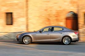 yellow maserati ghibli 2014 maserati ghibli review prices u0026 specs