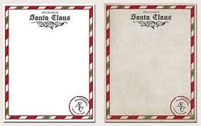 santa claus letter template crna cover letter