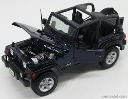 jeep mercedes white maisto 31663bl scale 1 18 jeep wrangler rubicon open 2012 blue met