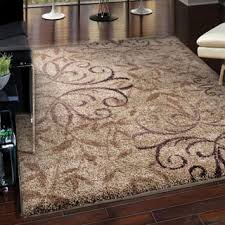 Brown Area Rugs Anthology Sterling Beige Area Rug 5 3 X 7 6 Overstock
