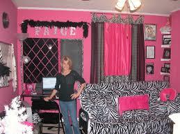Zebra Bedroom Decorating Ideas Zebra Bedroom Decorating Ideas Adorable Pink Print Beauteous