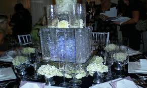 Unique Wedding Decorations Black And Silver Mirrors Unique Wedding Centerpiece Ideas Unique