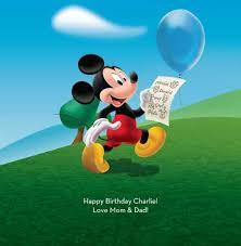 birthday book disney s mickey mouse whose birthday is it put