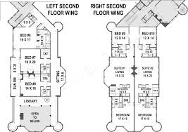 luxury estate plans biltmore house floor plan vdomisad info vdomisad info