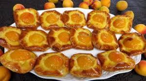 cuisine danemark abricots à la danoise recette desserts supertoinette
