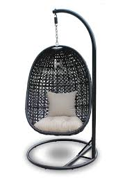 Trully Outdoor Wicker Swing Chair by Nimbus Outdoor Hanging Chair Patio Productions
