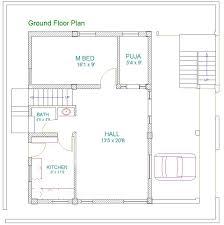 30 X 40 Floor Plans 30 X 40 House Plans East Facing With Vastu
