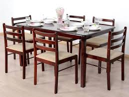 dining table 6 chairs furniture choice dining table for 6 hudson
