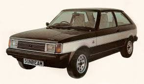 mitsubishi hatchback 1980 hatch heaven 1980 talbot sunbeam lotus