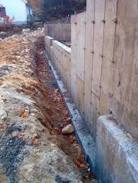 new home foundation how to determine if a poured concrete or block foundation is best