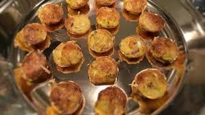 recette de cuisine facile et rapide et pas cher mini quiche sans pâte pour apéritif dinatoire recette facile et