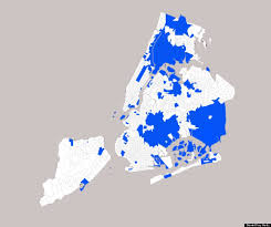 makeup schools in new york city these maps show just how segregated new york city really is huffpost